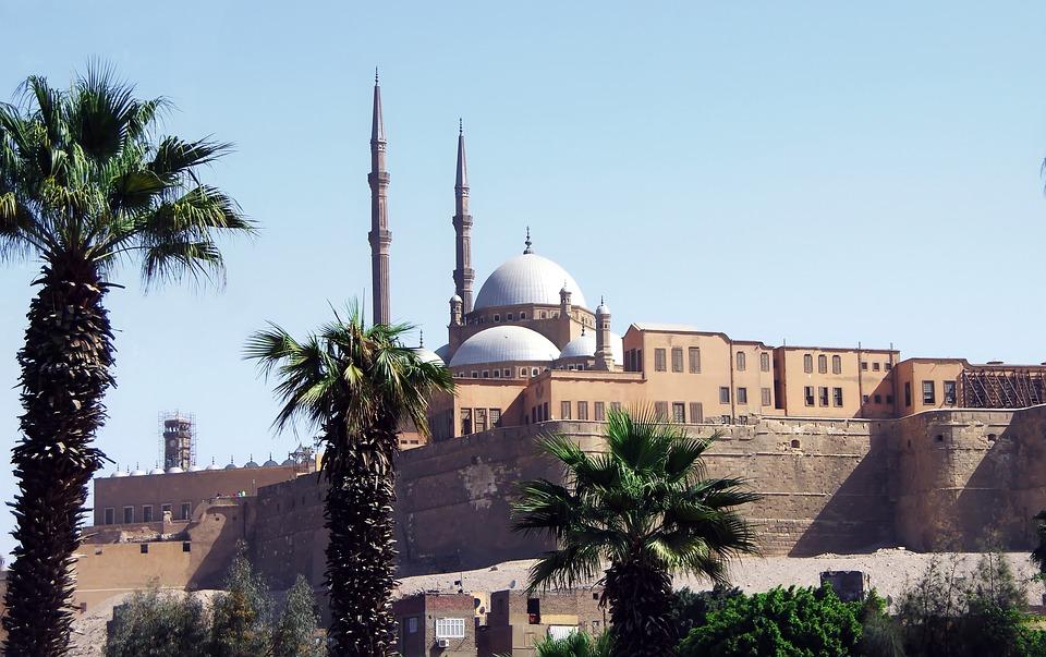 cairo citadel- cairo places to visit