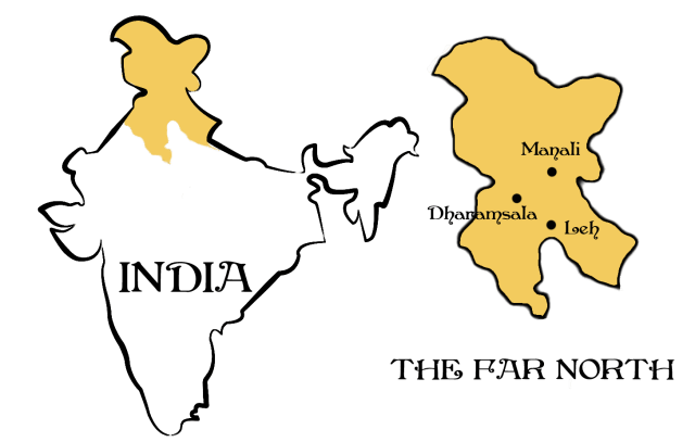 places in north india