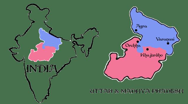 tourist spots in North India