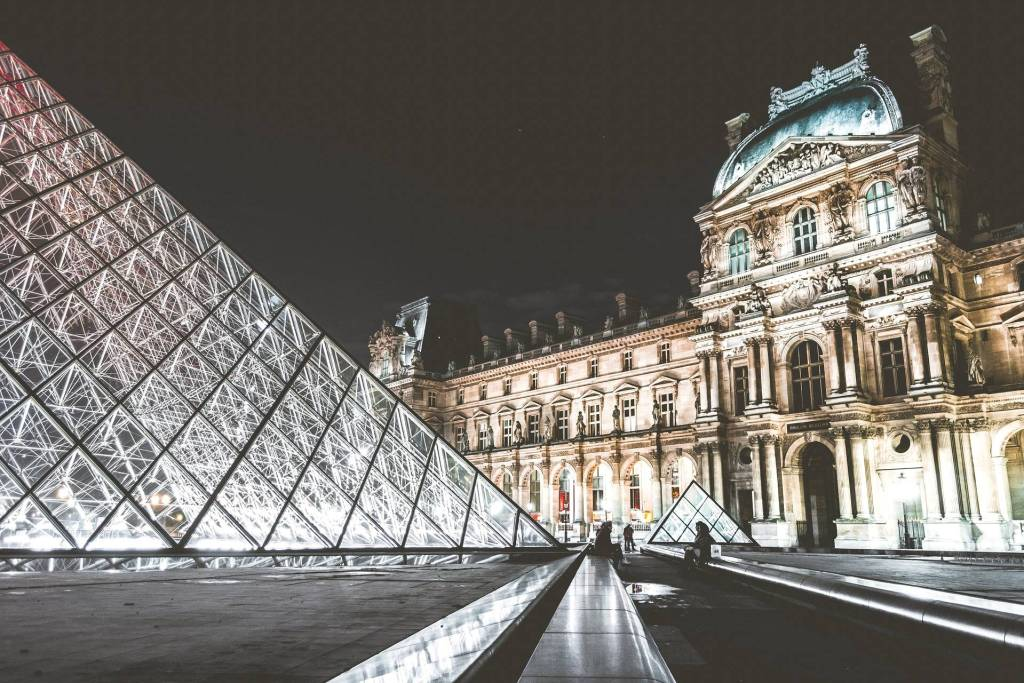 louvre museum is one of the paris top attractions to visit