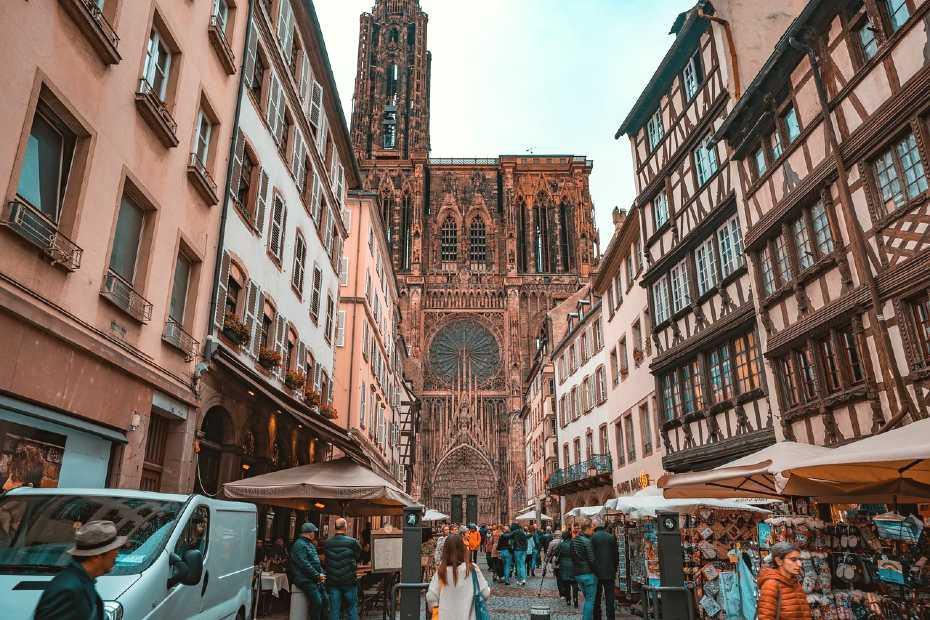 Strasbourg- best day trips from paris y train
