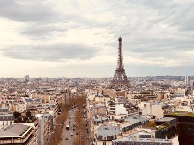 What to wear in Paris in winter: Paris winter packing list