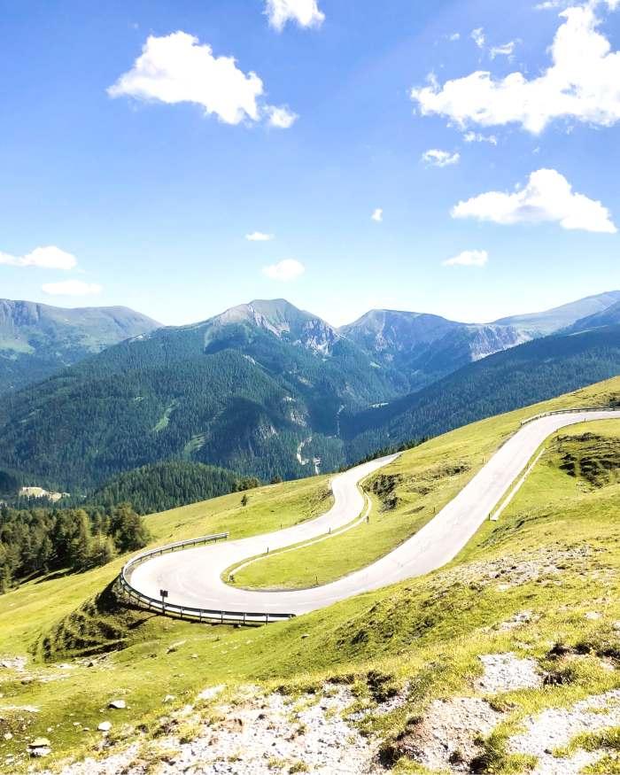 Nocky Mountains Carinthia