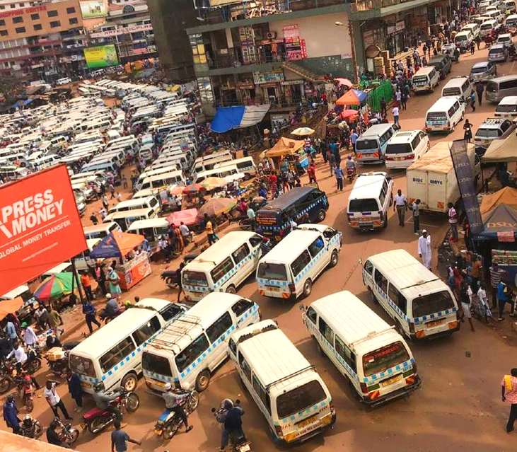 places to see  in kampala