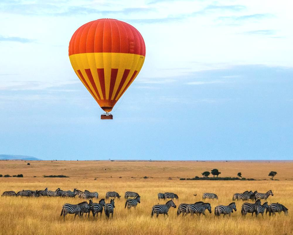 africa backpacking trip