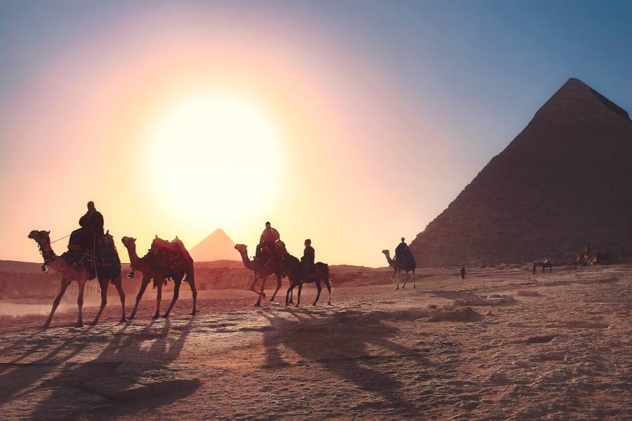 egypt packing guide