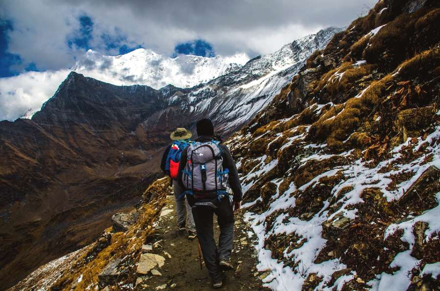 how to start hiking