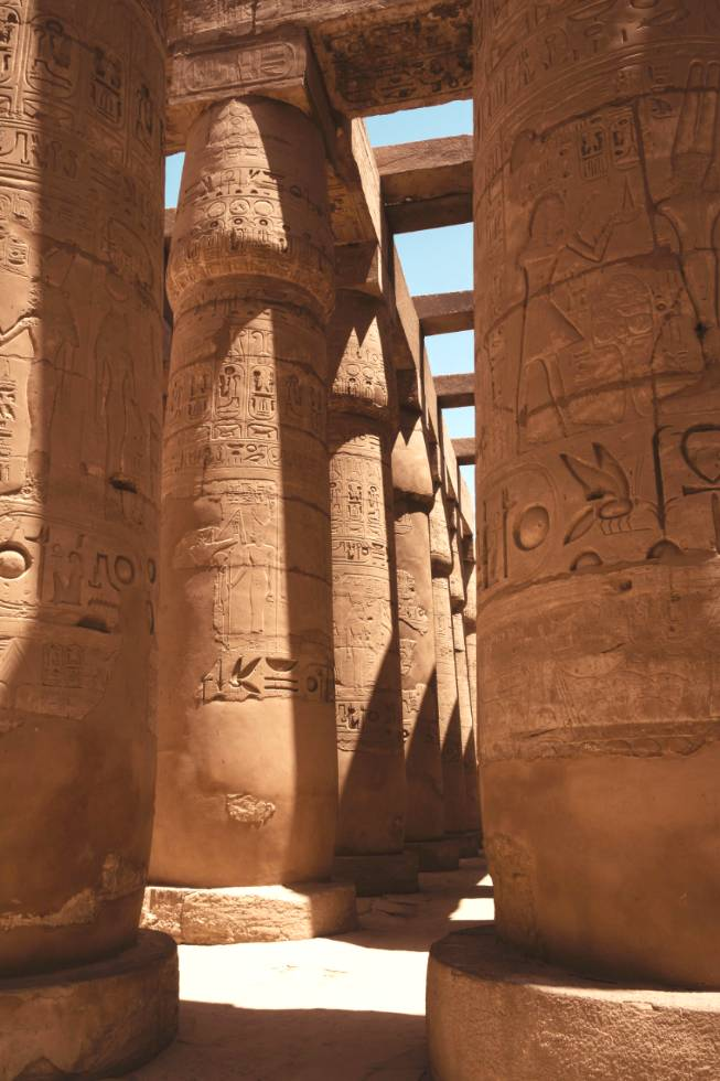 what to pack for Egypt