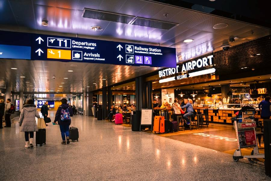 airport tips and hacks