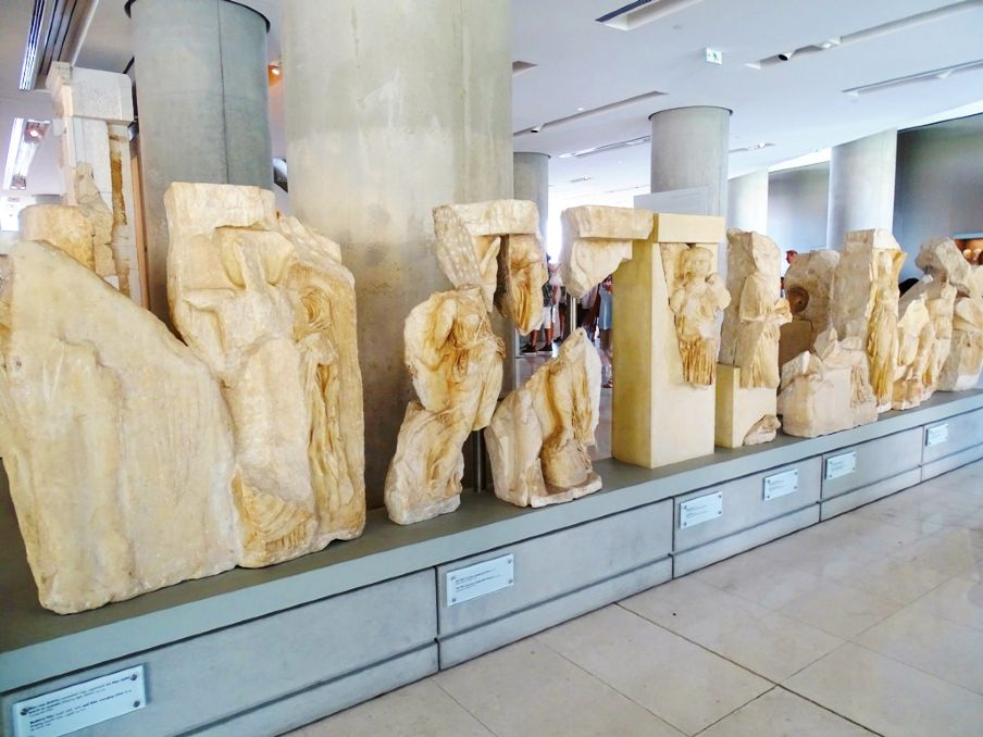 Acropolis Museum is one of the famous museums of Europe