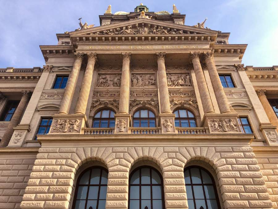 National Museum Prague is one of the best museums in Europe