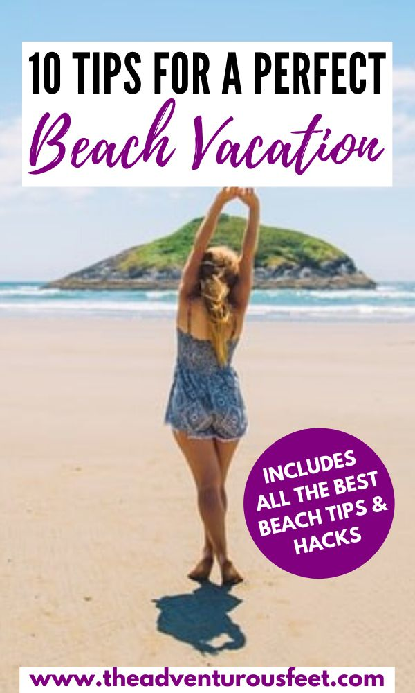 Going to the beach? Here are the best tips for a perfect day under the sun  beast beach tips  beach vacation tips  what to wear on the beach  things to pack to the beach  beach checklist   things to know before going to the beach  tips for a perfect beach vacation   best beach hacks tips and tricks  beach hacks   beach tips and trick #beachvacation #beachpackinglist #beachessentials #beachtrip #beachtips #summervacation