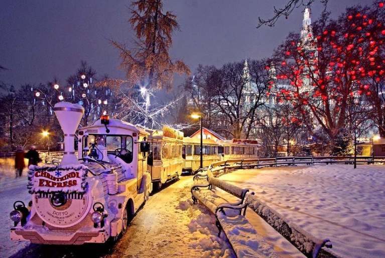 26 Best places to spend Christmas in Europe