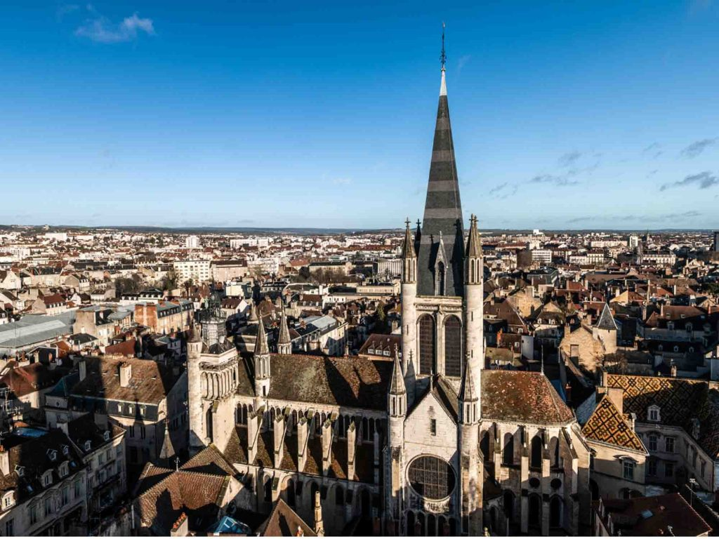 Dijon is one of the best cities of France for Foodies