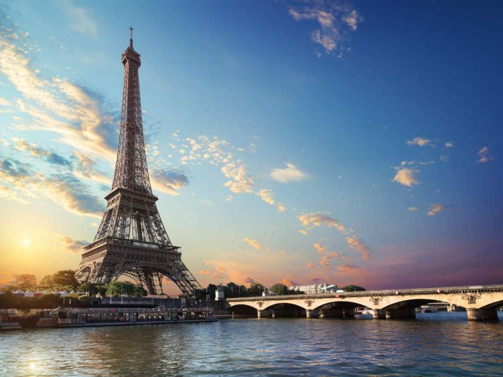 Paris is one of the most beautiful cities in France