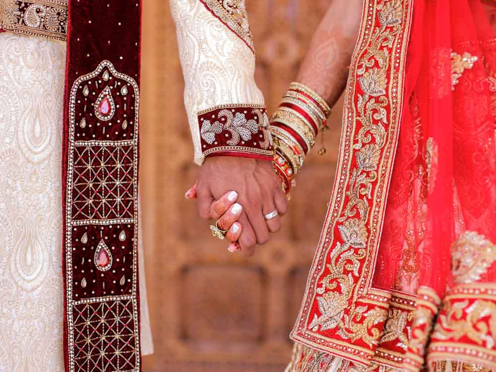Arranged Marriages are some of the things India is famous for