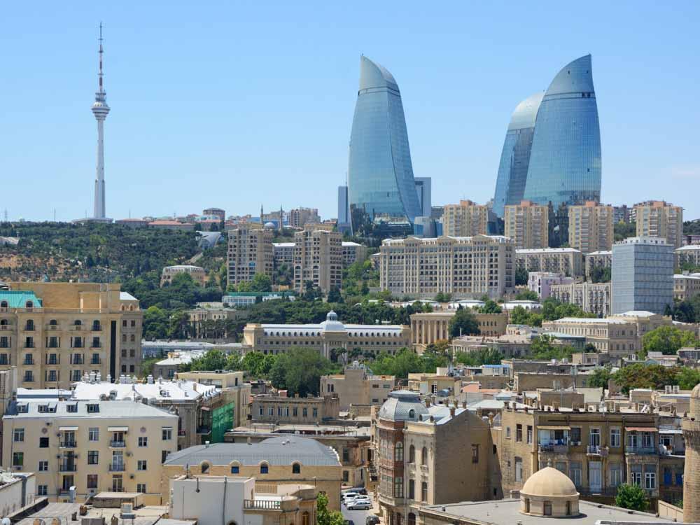 Azerbaijan - Capital, Baku