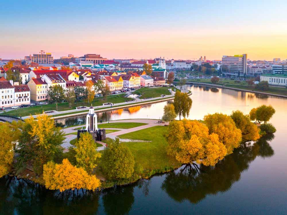 Belarus-Capital, Minsk