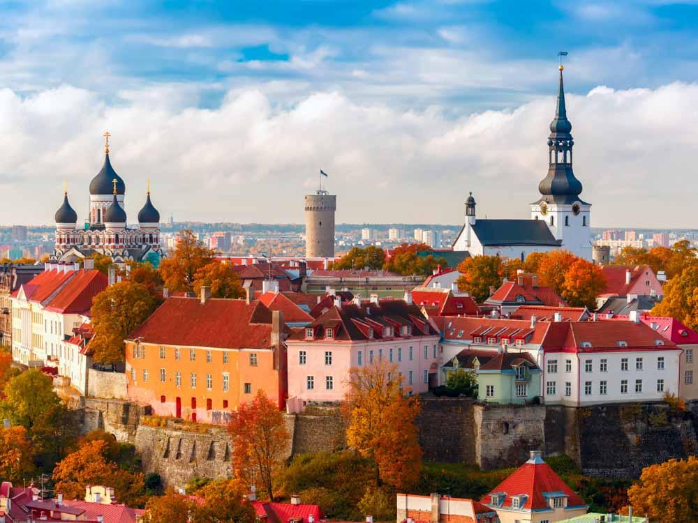 Estonia - Capital, Tallinn