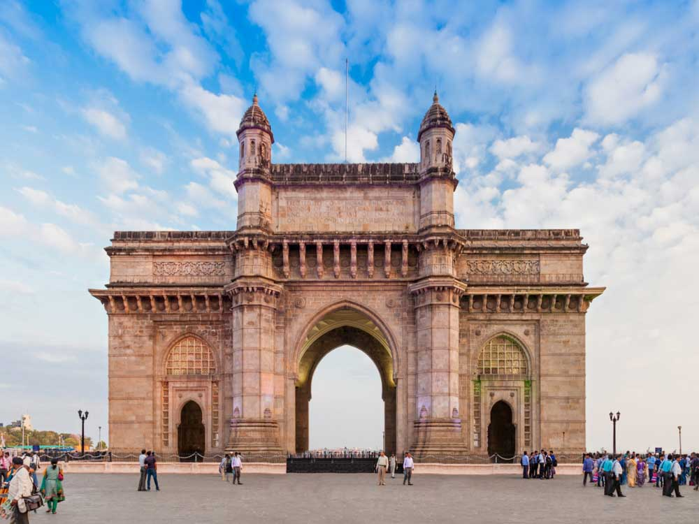 Gateway of India is one of the famous landmarks in India