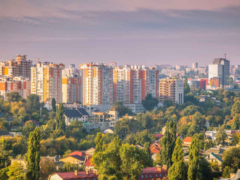 Moldova - Capital, Chisinau
