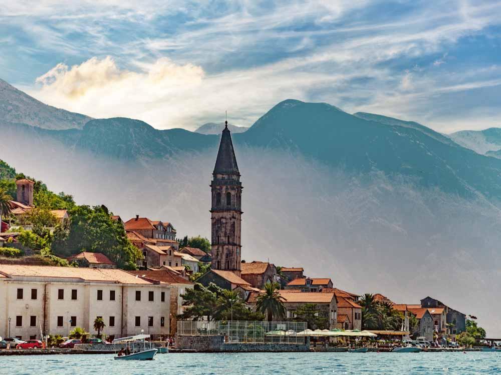 Montenegro - Capital, Podgorica