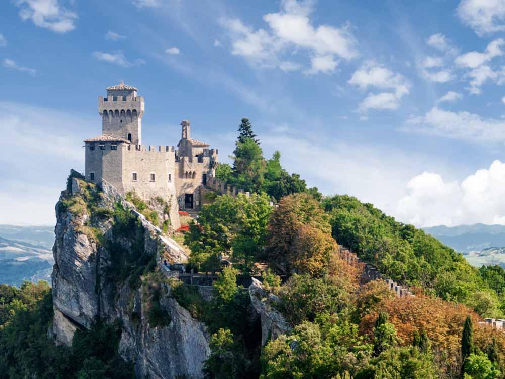 San Marino - Capital, San Marino