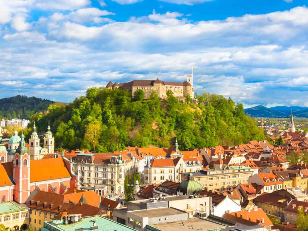 Slovenia - Capital, Ljubljana