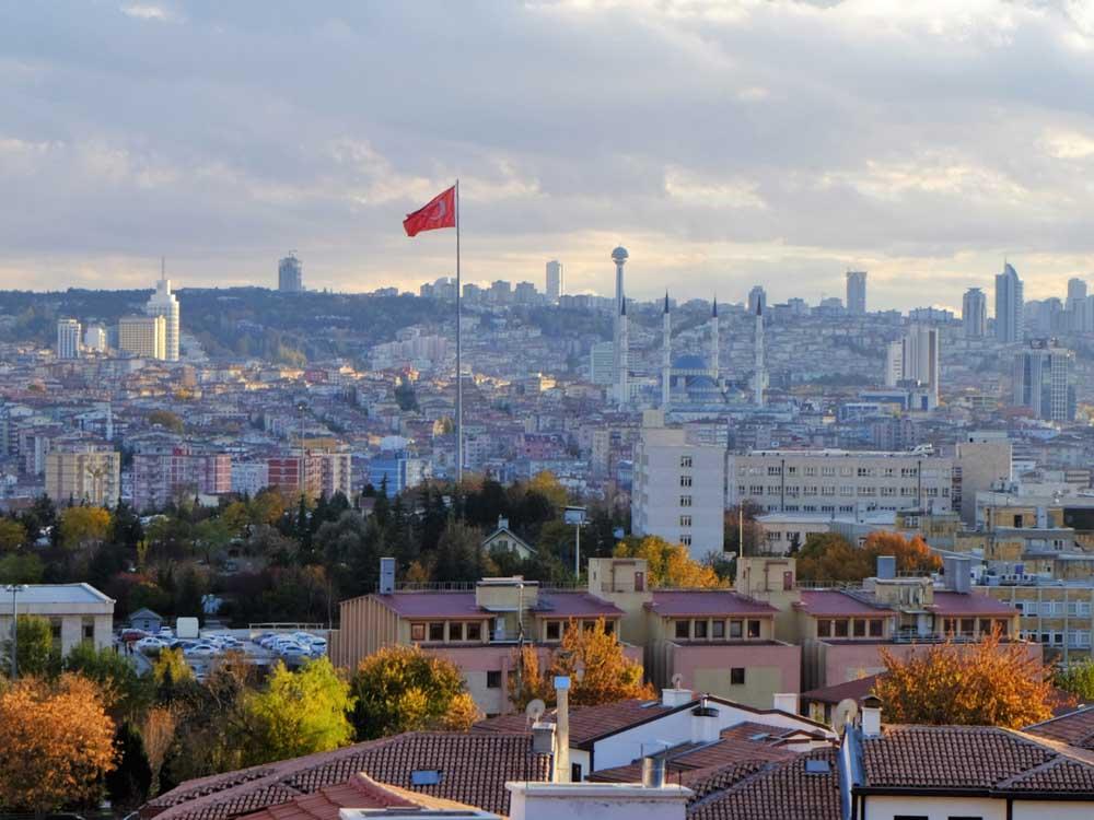 Turkey - Capital, Ankara