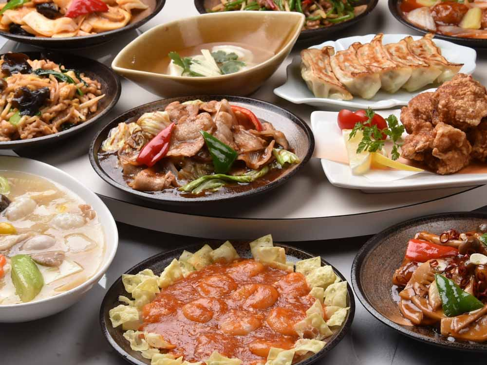 Chinese Cuisine is one of the things China is known for