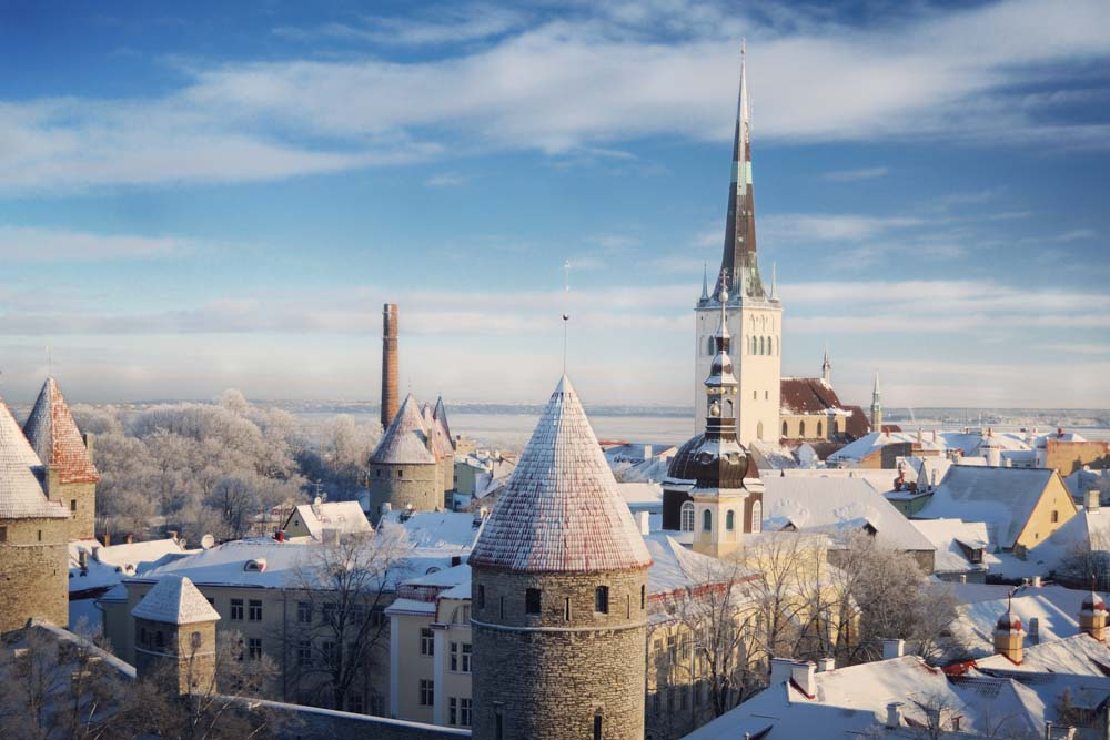 Estonia is one of the cheap countries in Europe to live