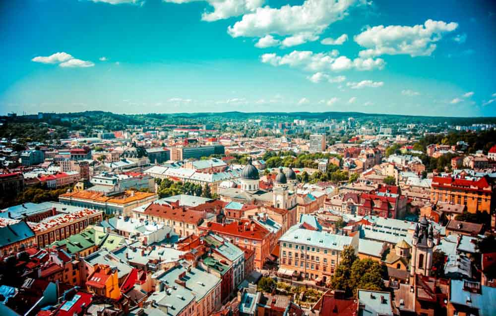 Ukraine is the cheapest European country to live in