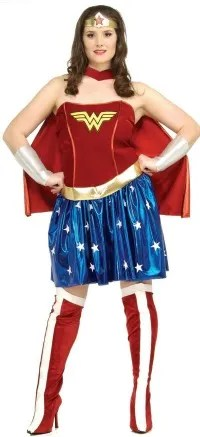 Halloween Costume Tips for Plus Size Women