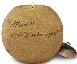 Candle Sympathy Gift