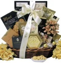 loss of mother sympathy gift basket
