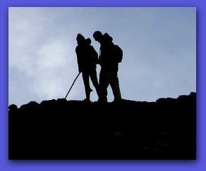 mountain climber pregnancy parable
