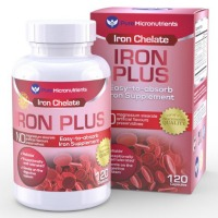 iron for premenstrual symptoms