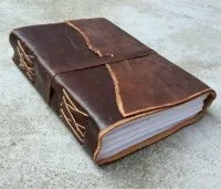 leather journal gift for writers