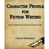 how to write characters profiles novels