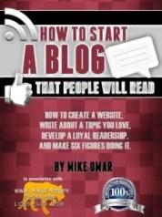 blog starting
