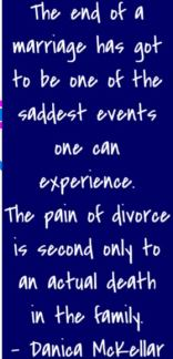 dealing with debt after divorce