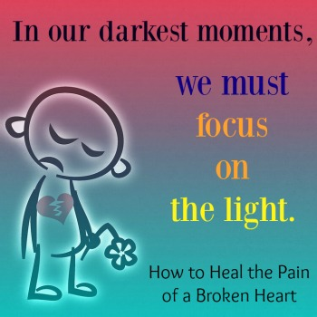 Healing the Pain of a Broken Heart