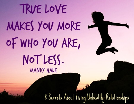 Unhealthy Relationships Secrets