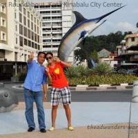 Backpacking South East Asia: Kota Kinabalu - Sights, Food and Friends