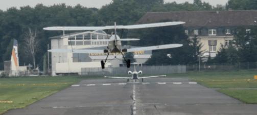 tiger moth jet