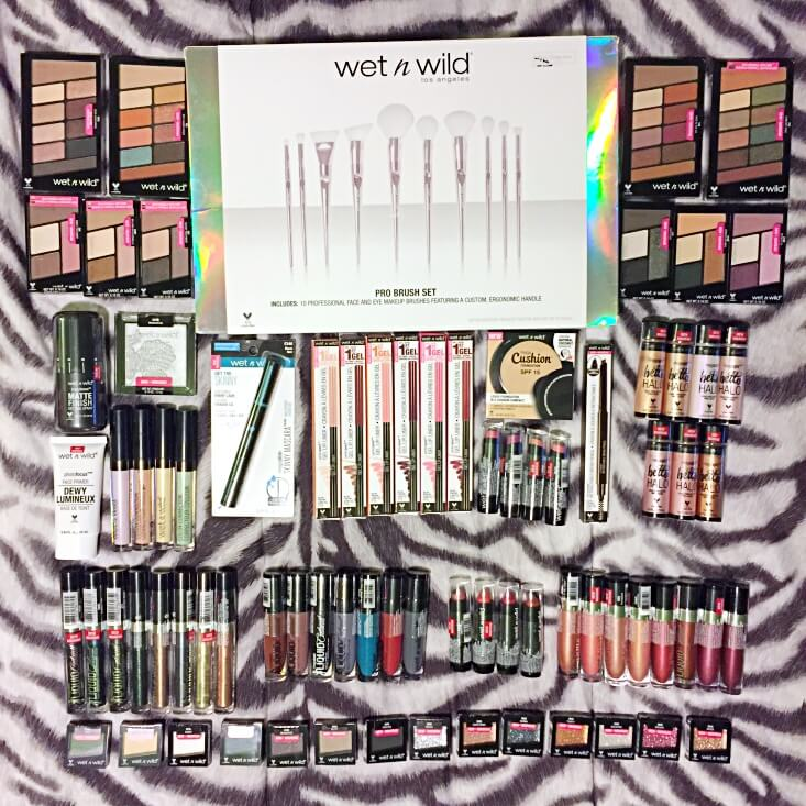 6166518e602 wet n wild 2018 New Products | The Aesthetic Edge