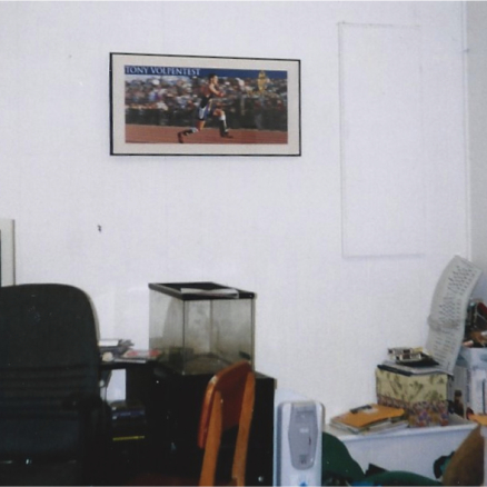 Computer and Play Room