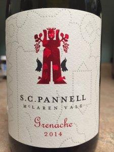 2014 S.C. Pannell McLaren Vale Grenache