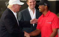 Teeing It Up With Racist Trump Illustrates Tiger's Lack Of Concern Regarding Issues Of Race