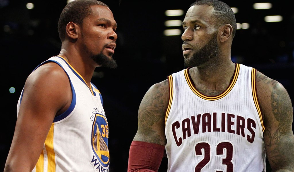 LeBron And KD Speak On Life, Trump, And Racism In America